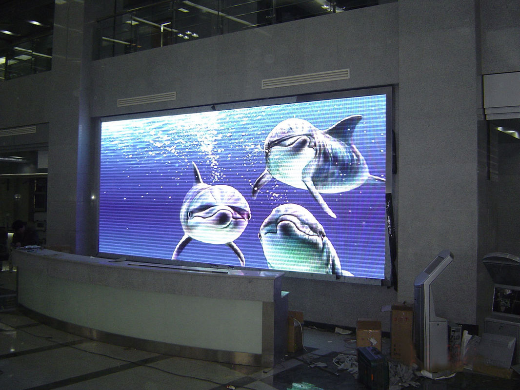 Led Wall Indoor Pro Oled Interactive