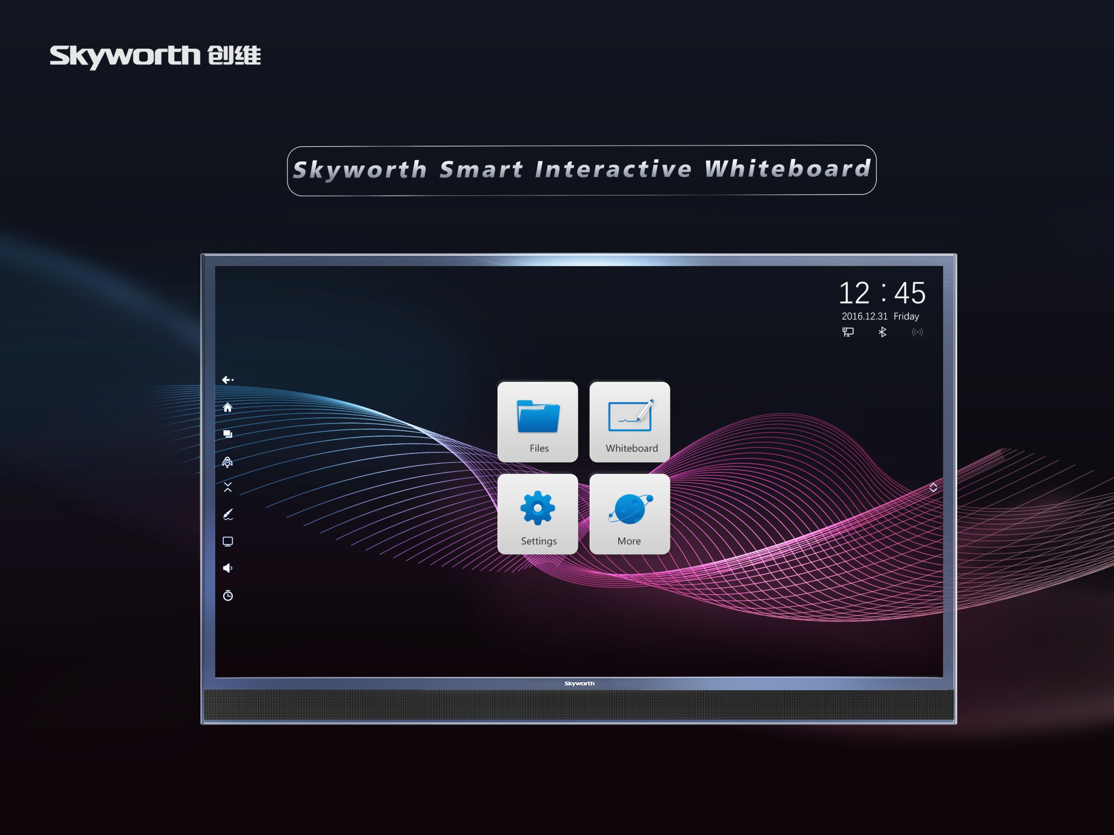 Meeting Smart Board Skyworth Oled Interactive